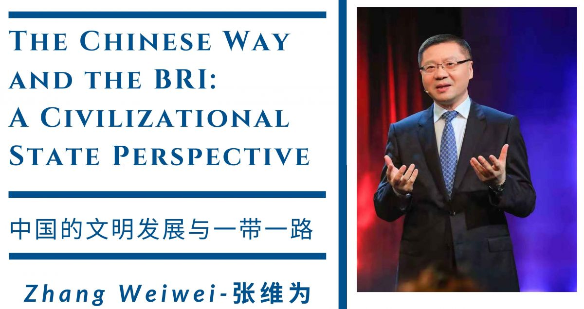 The Chinese Way and the BRI_ A Civilizational State Perspective
